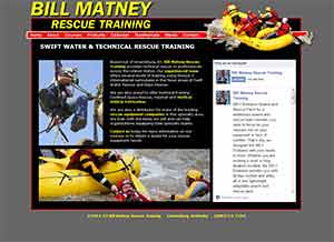Bill Matney Rescue Training