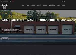 Chenango Forks Fire Department