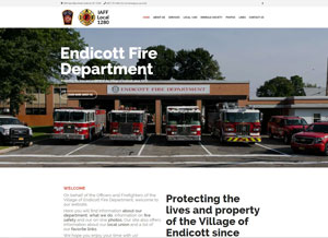 Endicott  Fire Department