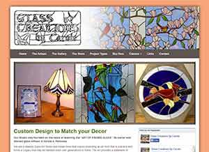 Glass Creations by Carole