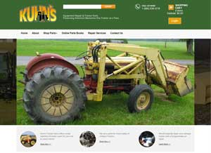 Kuhn's Equipment Repair & Tractor Parts