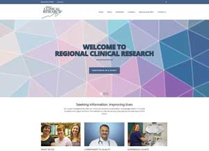 Regional Clinical Research