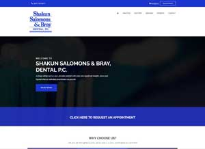 Shakun Salomons & Bray, Dental P.C.