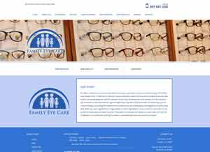Williams Family Eye Care