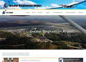 Greater Binghamton Airport