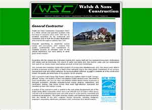 Walsh and Sons Construction